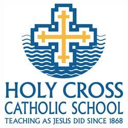Holy Cross Catholic School Logo